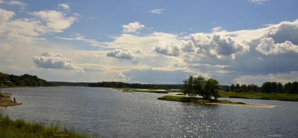 Между Угличем и Рыбинском